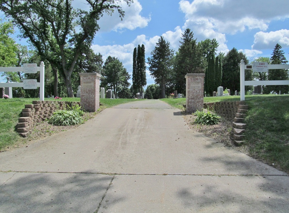 Calvary Lutheran Church Cemetery