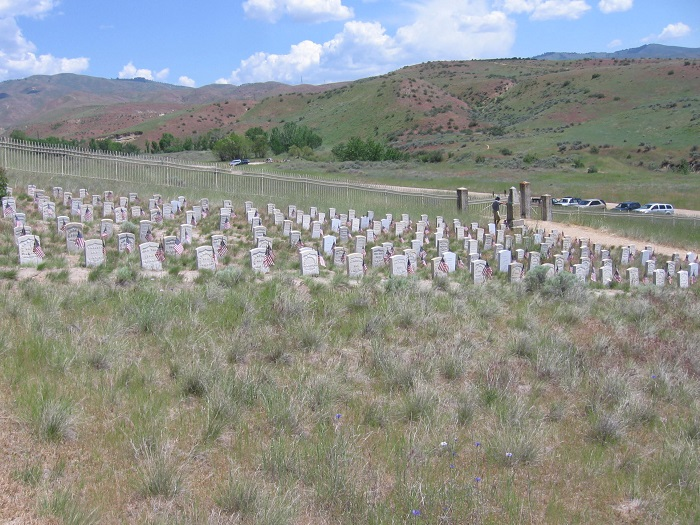 Fort Boise Military Cemetery